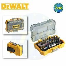 DEWALT 32pc Drill Screwdriver Bit Set TX HEX PH PZ Slot DT7969M-QZ XMS16BITSET