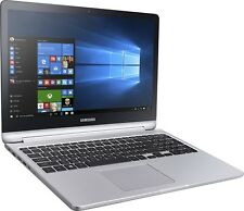 "New Samsung Spin 2-in-1 15.6"" Full HD Touch-Screen i7 12GB 1TB Backlit keyboard"