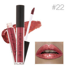 FOCALLURE 22 Color Matte Lip Stick Moisturizer Lipsticks Waterproof Long lasting