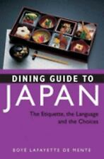 Dining Guide to Japan: Find the right restaurant, order the right dish, and pay