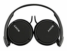 Sony MDRZX110/BLACK Over Ear Sound Monitoring Headphones - Black