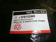 Rover 200 25 MGZR Door seal LH  ***CFE102860*** New & Unused