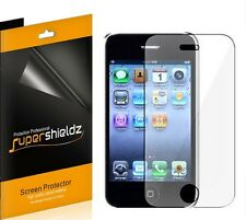 3X Anti Glare Matte LCD Screen Protector Cover for iPhone 3G S 3GS