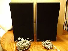 Bang and Olufsen Beovox S45-2 3-Way Passive Loud Speakers T6312..WORK GREAT