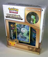 Mythical Meloetta Collection Box 2X Generations Booster Packs, Holo Promo XY120