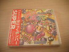 PANIC BOMBER PC ENGINE CD NEW FACTORY SEALED!