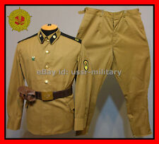 Sz.52-3 'Chemical Corps' Soviet soldier SUMMER Daily Uniform COTTON USSR Russian
