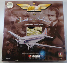 AVIATION : DOUGLAS DC3 - EASTERN AIRLINES 1:144 SCALE CORGI DIECAST MODEL