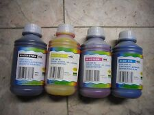 New 4X500ML Pint refill ink for Brother LC31 C41 LC51 LC61 LC65 LC71 LC75 LC79