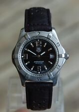 TAG Heuer Mens 2000 Exclusive Stainless Steel watch