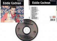 "EDDIE COCHRAN ""Blue Suede Shoes"" (CD) 16 Titres 1991"
