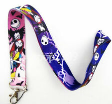 10 Pcs The Nightmare Before Christmas Lanyard for Cell Phone Ipod Charms Gifts
