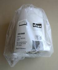 VIEGA 103668 WC Anschlußstutzen 110x150mm 3815 OVP