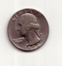 Stati Uniti   USA   Quarter Dollar  1/4 $    1972    BB    (m422)