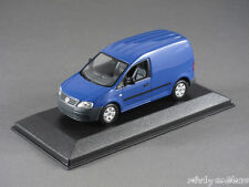 1/43 Minichamps Volkswagen Caddy 2005 - blau - 140021