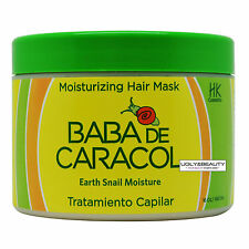 Baba De Caracol Earth Snail Moisture Moisturizing Hair Mask 16 Oz / 480 g