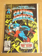 CAPTAIN AMERICA #400 MARVEL COMIC HIGH GRADE NICE CONDITION MAY 1992