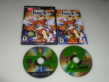 PLAYSTATION PS2 GAME DOT HACK MUTATION PART 2 BAN DAI COMPLETE W CASE & MANUAL