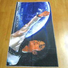 Michael Jackson Handtuch,kopfkissen Decke 75cm x 40cm für MJ Fans 0574