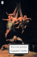 Carpenter's Gothic (Classic, 20th-Century, Penguin), Gaddis, William, Good Condi