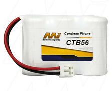 MI CTB56 3.6V NiMH Cordless Phone Battery Telstra Freedom1000,1100,1500,480,70