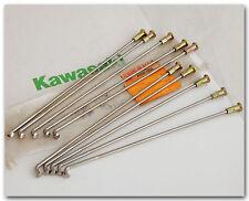 KAWASAKI 78-79 KX125 KX 125 203mm FRONT WHEEL INNER SPOKES 41027-1005 QTY.10