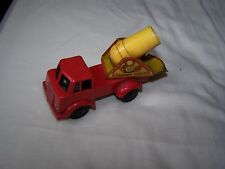 Vintage Wells Brimtoy Friction drive Cement Mixer Lorry playworn
