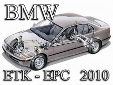 BMW & Mini ETK Electronic Parts Catalogue 2010 + Prices