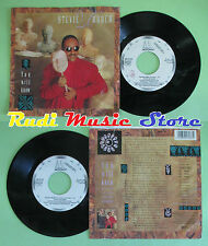 LP 45 7'' STEVIE WONDER You will know PROMO 1988 italy MOTOWN no cd mc dvd