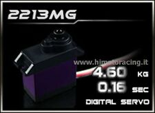 MINI SERVO DIGITALE POWER HD 4.6 Kg 0,08 sec CON INGRANAGGI IN METALLO HD-2213MG