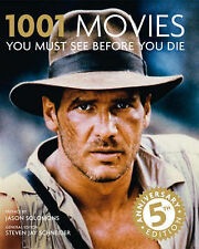 1001 Movies You Must See Before You Die by Octopus Publishing Group ~NEW~