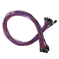 10pcs 4pin 70cm Jumper Wire  cable,4pin female to 4pin female,electronic project