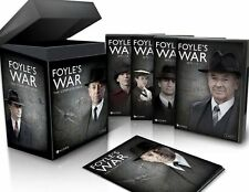 FOYLE'S WAR THE COMPLETE SAGA on DVD Series 1-8 - Season 1 2 3 4 5 6 7 8 - NEW!