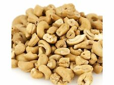 SweetGourmet Cashews Roasted Unsalted Large Pieces -1LB FREE SHIPPING!