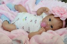MY SWEETHEART! - Newborn 16 Inch Collectors Life Like Baby Girl Doll + 2 Outfits