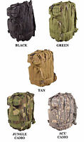 Hiking Camping Every Day Carry Tactical Assault Bag EDC Day Pack Backpack Molle