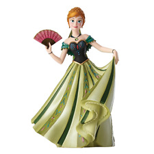 Disney Showcase Anna from Arendelle Figurine Frozen Hand Painted Ornament