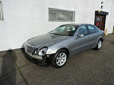 57 Mercedes-Benz E220 2.1TD Auto CDI Executive Damaged Salvage Repairable Cat D