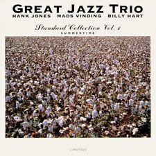 Hank Jones - Great Jazz Trio / Standard Collection, Vol. 1 Limetree Records CD