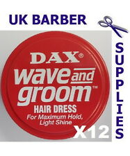 DAX Wax Red Wave e lo sposo - 1 Dozzina (12) 99g TIN