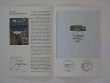 (07j29) Bund Erinnerungsblatt 2007 mit ESST Mi.Nr. 2617 Saaletalsperre Bleiloch