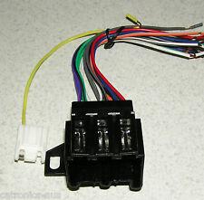 Car Radio Wiring Harness GM 1978-1987. GM01B