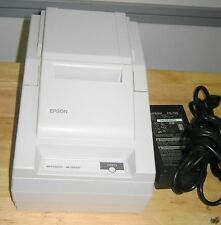 EPSON TM-U300B DOT MATRIX POS RECEIPT PRINTER  MODEL: M51JB - SERIAL PORT