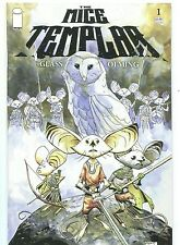 The MICE TEMPLAR #1 Image Comics 2007 FIRST ISSUE The Prophecy GLASS Oeming NM