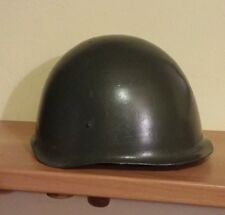 Elmetto casco in ferro militare esercito militaria guerra softair army