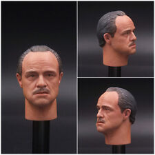 "1:6 Head Sculpture A21 for 12"" Action Figure Veryhot Hot Toys BBI 1/6"