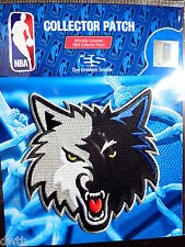 Official Licensed NBA Minnesota Timberwolves Alternate Logo Iron or Sew On Patch