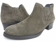 PAUL GREEN CARLY EARTH SUEDE ANKLE BOOTIE 8553 SIZE 7 MSRP $375