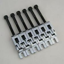 Chrome Saddle Set for Schaller Floyd Rose with Block and Screw