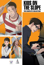 Kids On The Slope . The Complete Series Collection . Anime . 2 DVD . NEU